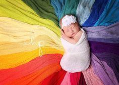 newborn rainbow - rainbow baby after a loss