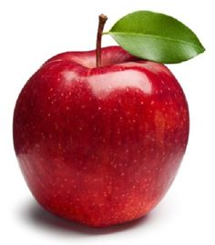 """With a classic fragrance like Macintosh Apple, it's got to be just right. Incredibly strong fragrance with """"right from the tree"""" character that throws scent very well. Apple Fruit, Fruit And Veg, Red Apple, Fruits And Vegetables, Fresh Fruit, Vegetables List, Foods That Increase Energy, Image Fruit, Fruits Photos"""