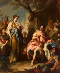 On June 10, 323 BCE Alexander the Great died in Babylon.  Although historians have debated the exact cause most agree that the empire he built was left without adequate leadership for there was no clear successor or heir. The military commanders who had followed the king for over a decade across the sands of Asia were left to fight each other over their small piece of the territorial pie. These were the Wars of Succession or Wars of the Diadochi. (By Donald L. Wasson) --AHE