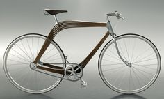 The bicycle was conceived by Martino Hutz, Atanas Zhelev and Mariya Korolova whilst working on a wooden structural design for a London house, during their studies at the University of Applied Arts Vienna.