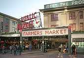 Seattle - what a fun & beautiful city! Pike Place Market, Space Needle, Puget Sound, and more. Great food everywhere!