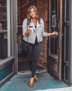 Try On Confidential: Size Inclusive Denim — Caralyn Mirand - plus size fashion for women - Curvy Girl Outfits, Curvy Girl Fashion, Mom Outfits, Look Fashion, Plus Size Outfits, Plus Size Fashion, Fall Outfits, Casual Outfits, Fashion Outfits