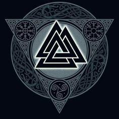 Valknut Mjolnir Vikings Ragnar Lothbrok Norse Symbols Norse Village Nordic Rune: Algiz, the Life Rune No. Nordic Symbols, Viking Symbols, Viking Art, Sacred Symbols, Magic Symbols, Norse Tattoo, Celtic Tattoos, Viking Tattoos, Maori Tattoos
