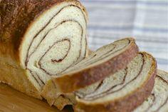 A Childhood Memory Brought to Life . . . (Custard Cinnamon Swirl Bread Recipe)