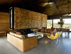 Hill Plains House by Wolveridge Architects
