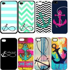 New Fashion Sailor Anchor Vintage Hard Back Case Cover for Apple iPhone 5g 4G 4S | eBay