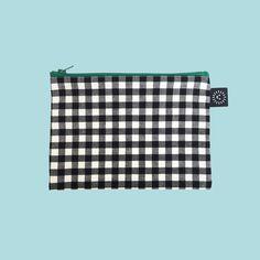 CHECK pouch (black)