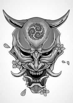 Japanese Tattoos 725924033670863797 - Source by Japanese Drawings, Japanese Artwork, Japanese Tattoo Art, Japanese Tattoo Designs, Samurai Mask Tattoo, Hannya Mask Tattoo, Tattoo Sketches, Tattoo Drawings, Art Drawings