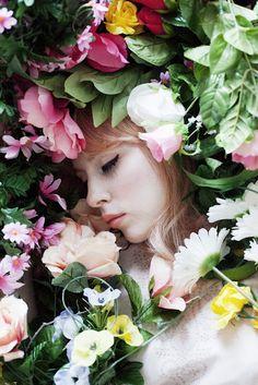 inside  roses