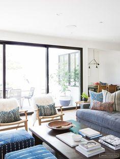Just the After :: Client Holla at La Jolla – Amber Interiors