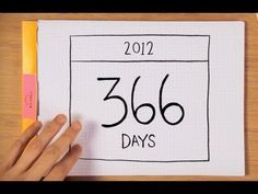 What Is a Leap Year?  Short animated video that explains the astronomy behind leap years.