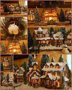 Fofurices de natal ! São delicados, harmoniosos e fazem bonito no natal. Sozinhos são elegantes, muitos se destacam pela simplicidade, e tantos outros em conjunto, formam uma poderosa decoração de Natal . E você já pensou no que vai fazer para o natal de 2014? Tenham um feliz final de semana.