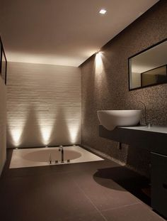 Discover the most effective modern bathroom ideas, designs & inspiration to match your style. Check out photos of modern bathroom decor & colours to produce you bathroom design Bad Inspiration, Bathroom Inspiration, Bathroom Ideas, Zen Bathroom, Bathroom Makeovers, Bathroom Remodeling, Master Bathroom, Spa Bathroom Decor, Peach Bathroom