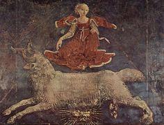 """ Francesco del Cossa & Cosme Tura (1469/70)"""