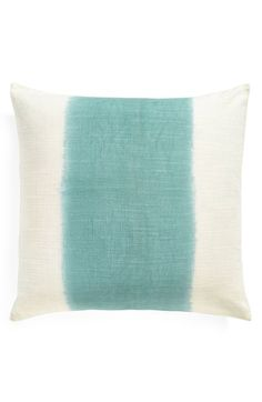 Free shipping and returns on Nordstrom at Home Ombré Accent Pillow at Nordstrom.com. A chic accent pillow features a band of rich color with soft, ombré-shaded edges.