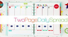 IHeart d'organisation: 2014 Daily Planner FAQ