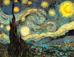 ARTE, PINTURA Y GENIOS.: Vincent Van Gogh: Un alma oscura en busca de la luz.