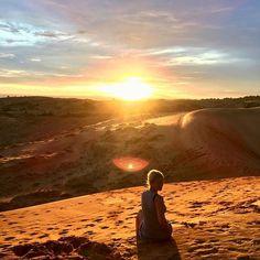 Vietnam - Mui Ne: Red Sand Dunes