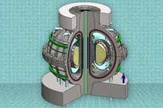 MIT's groundbreaking mini fusion reactor could power the world within 10 years | Inhabitat - Sustainable Design Innovation, Eco Architecture, Green Building