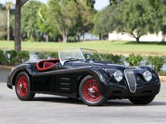 1954 Jaguar XK120 M Roadster | St. John's 2013 | RM AUCTIONS