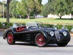 1954 Jaguar XK120 M Roadster | St. John's 2013 | RM AUCTIONS