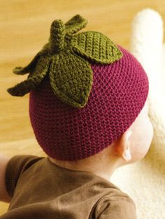 Berry Baby Hat