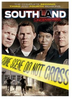 Southland: I am a huge fan of this series! These actors actually rode with the city police to understand thier stories of real life!