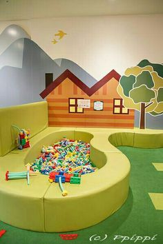 kita drachenhöhle - nach dem umbau #children #school | for kids, Schlafzimmer design