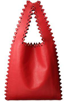 LUDLOW | Zigzag shopping bag