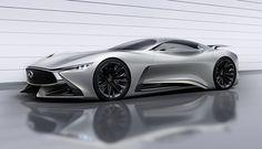日産|デザイン|コンセプトカー|INFINITI CONCEPT Vision Gran Turismo
