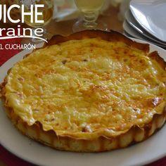 MASA QUEBRADA - El jardín de mis recetas Quiche Lorraine, Pie, Desserts, Food, Salads, Cooking Recipes, Dishes, Meals, Shortcrust Pastry