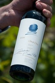 Opus 1. One of the best wines I have had.