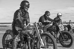 Vintage motorcycles - GASOLINE SAUCE