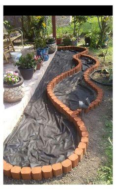 Small Front Yard Landscaping, Backyard Landscaping, Front Yard Ideas, Diy Landscaping Ideas, Patio Ideas, Front Yard Garden Design, Walkway Ideas, Front Yard Landscape Design, Pool Ideas