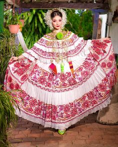 Panamá 🇵🇦 Culture, Dresses, Vestidos, Dress, Gown, Outfits, Dressy Outfits