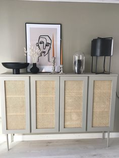 Discover recipes, home ideas, style inspiration and other ideas to try. Ikea Furniture, Furniture Makeover, Home Living Room, Living Room Decor, Hacks Ikea, Ivar Ikea Hack, Ikea Sideboard Hack, Ikea Hack Storage, Luxury Homes Interior