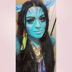 20 Seriously Cool (and Easy) Halloween Makeup Ideas   Avatar ...