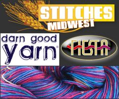 Win two $50 Gift Certificates! One to Fiesta Yarns and one to Darn Good Yarn!