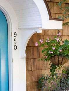 Architectural details such as decorative brackets, moldings, columns and trim instantly boost curb appeal.