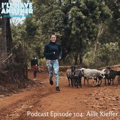 I'll Have Another Podcast Episode 104: Allie Kieffer  Allie placed 5th at the NYC Marathon last fall and is currently training in Kenya at altitude for the London Marathon this spring. She recently signed with Oiselle and has big goals! Really fun and inspiring conversation. #womensrunning #oiselle #flystyle #run #beatyesterday #kenya #NYCMarathon #podcast #shepodcasts #trypod