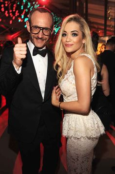 Rita Ora's style is awesome!