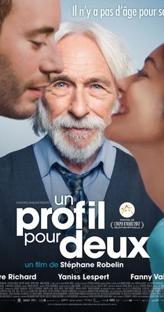 Directed by Stéphane Robelin.  With Pierre Richard, Yaniss Lespert, Fanny Valette, Stéphanie Crayencour. Pierre, a 75 year old widower, discovers online dating websites. Using the profile picture of Alex, his grand daughter's boyfriend, Pierre meets Flora. Charmed by his elegant conversations and intimate confessions, she asks him on a date, face to face. Excited by this unexpected adventure, Monsieur Pierre asks Alex to go in his place.