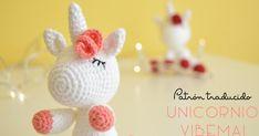 Paso a paso amigurumi Unicornio a crochet (ganchillo) - Crochet Unicorn amigurumi step by step Baby Boy Crochet Blanket, Crochet Baby Hats, Crochet Gifts, Crochet Dolls, Free Crochet, Crochet Summer, Crochet Clothes, Crochet Lace, Crochet Unicorn Pattern