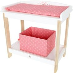 Baby Doll Changing Table