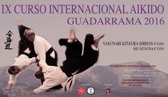 BUDOKAN blog de artes marciales : IX Curso Internacional de Aikido en Guadarrama 2016 – 30 a 31 de Julio