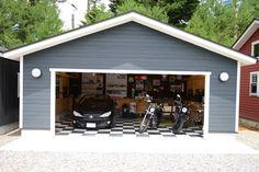 ギャラリー|ガレージの販売、施工、設計のグリーンベル