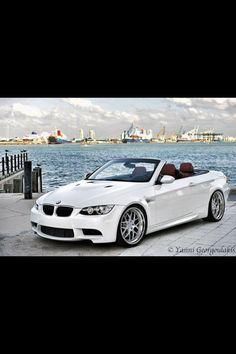 BMW convertible - midlife crisis car