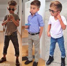 Hipster kid - haircuts!