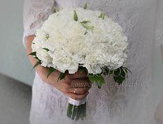 bukiet ślubny z goździków i róż - Szukaj w Google