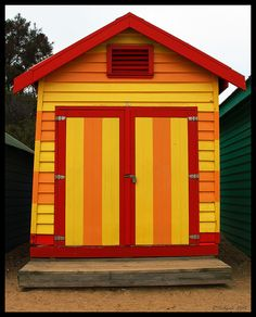 Brighton Victoria bathing boxes | Recent Photos The Commons Getty Collection Galleries World Map App ...